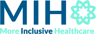 More Inclusive Healthcare Sticky Logo